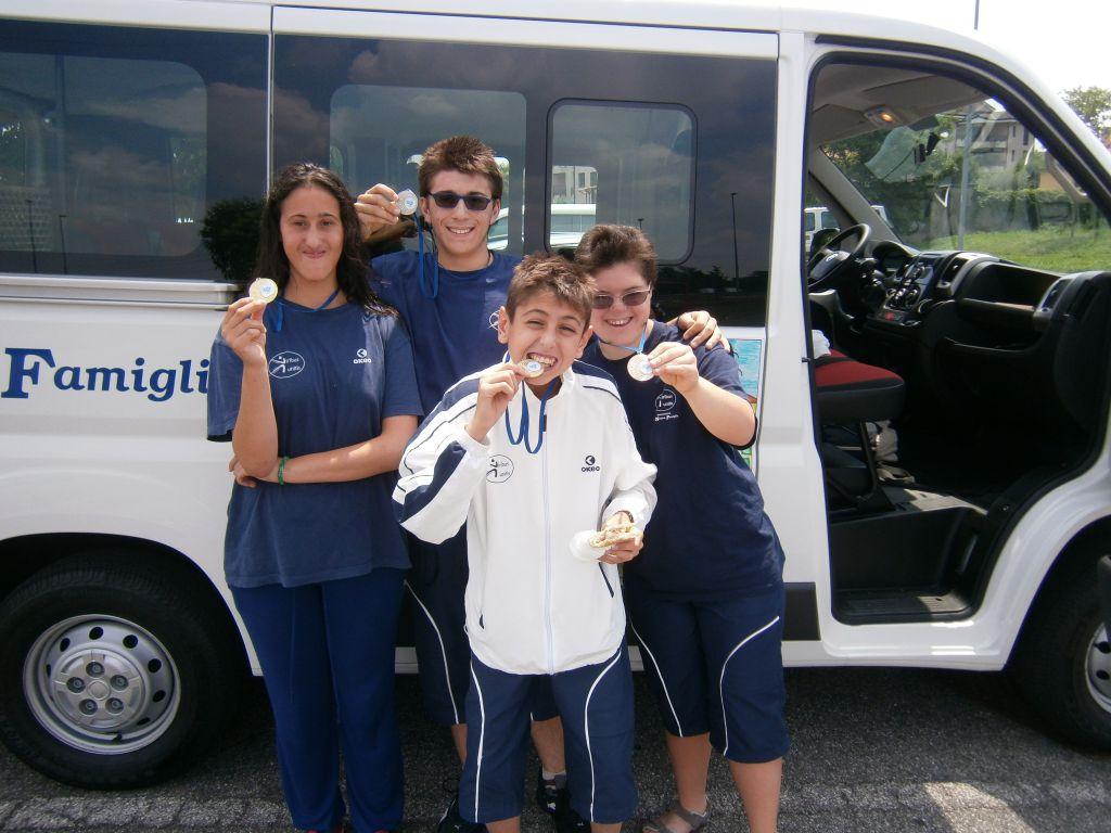 Le nuotatrici della nostra famiglia sono campionesse - Bosisio parini piscina ...