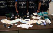 gdf-cantu-arresto albanesi spaccio-agosto2016