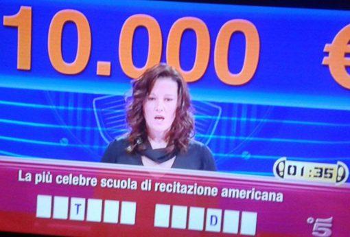 Costa francesca cavallini la campionessa del quiz caduta libera erbanotizie il - Gioco da tavolo caduta libera ...