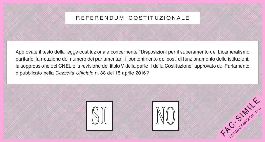 Referendum, alle 12 affluenza quasi al 20%