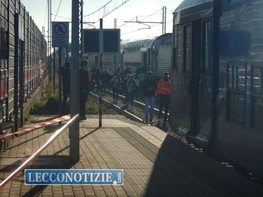 Cernusco, donna travolta dal treno: tragedia in stazione