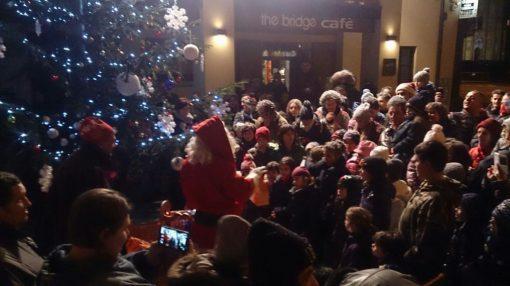 A Vittoria si apre la Casa di Babbo Natale