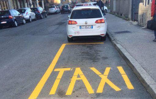Erba lo stallo del taxi si trasferisce impossibile stare vicino ai bagni erbanotizie il - Comune bagno a ripoli tasi ...