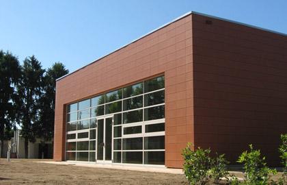 La scuola primaria Perlasca di Anzano del Parco