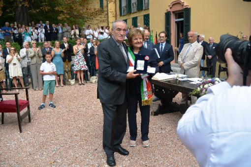 Eufemino, benemerenza civica, Erba, settembre 2013, Luigi Farina e Emilio Magni (15)