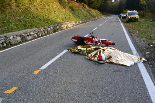 Incidente Sormano morto Andrea Lunari 26 ottobre 2013 (2)