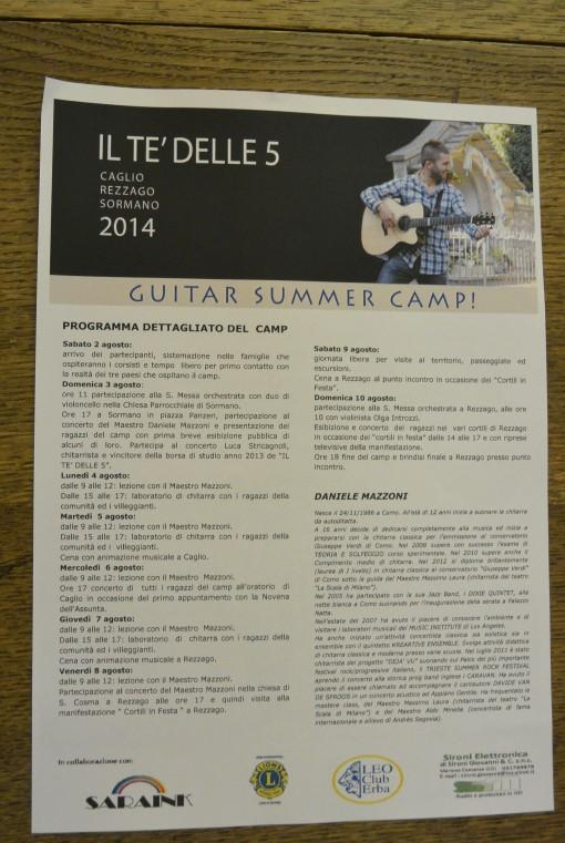 Programma il te delle 5 caglio rezzago sormano luglio agosto 2014 comunia pastorale madonna di campoe (7)