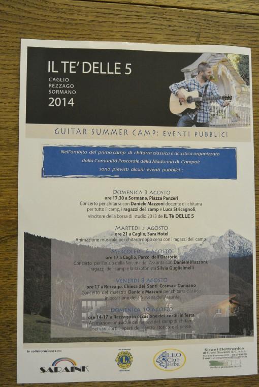 Programma il te delle 5 caglio rezzago sormano luglio agosto 2014 comunia pastorale madonna di campoe (9)