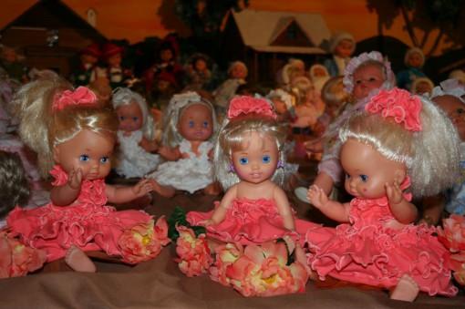 Bambole solidali: ultimo week end di mostra/vendita | Erbanotizie