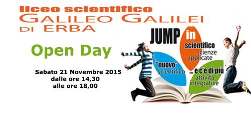 Le scuole superiori di erba si presentano con gli open day - Liceo carlo porta erba ...