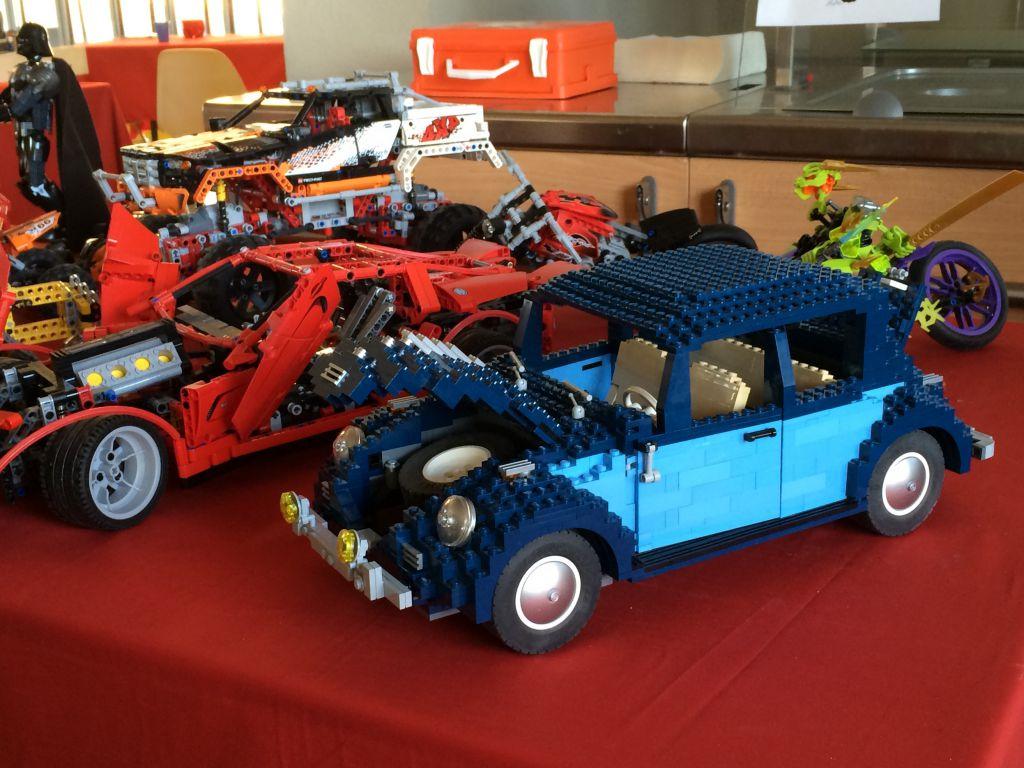 Another Brick Inalbese Successo Per Lesposizione Dei Lego