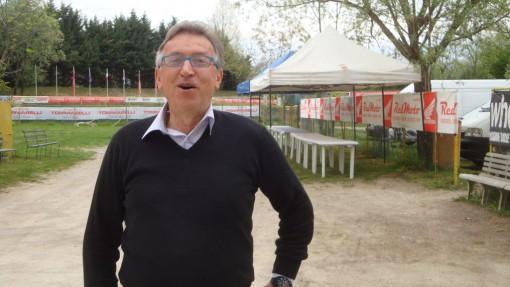 Walter Gaiardoni   Presidente Motoclub Parini