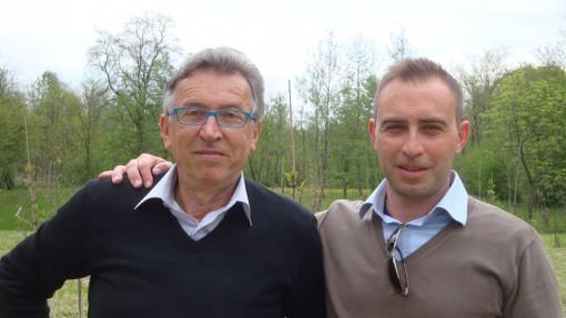 Walter Gaiardoni e Andrea Redaelli