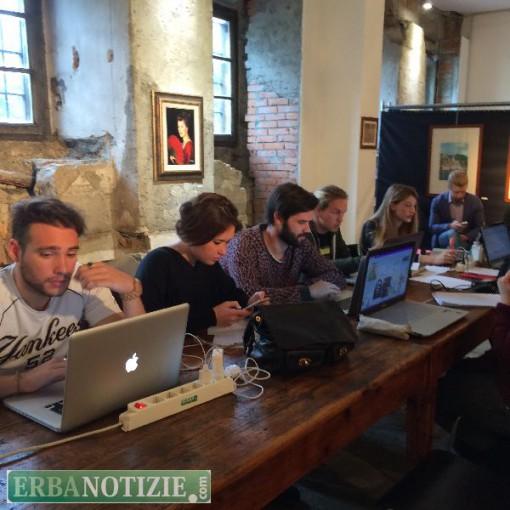 Workshop Accademia Galli @ Opificio Zappa