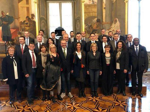Camera e senato il primo giorno a roma degli erbesi for Differenza tra camera e senato