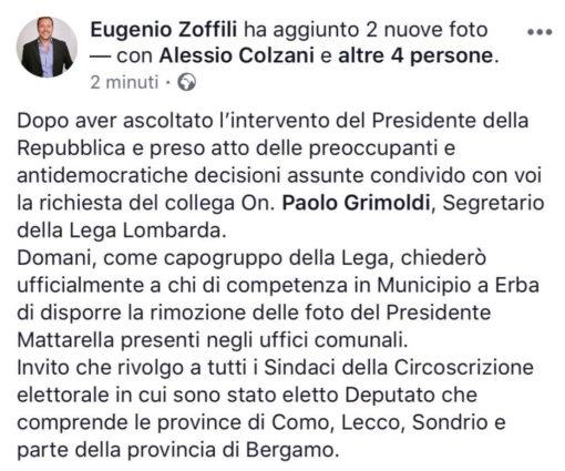 Giuseppe Conte ha rinunciato al Governo. Si torna al voto