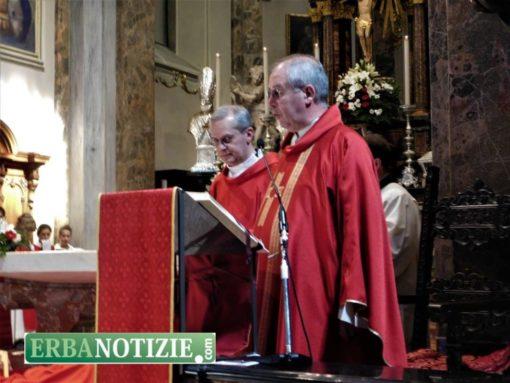 Canzo i fedeli festeggiano il 40esimo anniversario di don alfredo erbanotizie - Nava piastrelle canzo ...