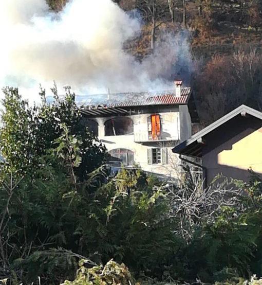 Incendio in un 39 abitazione a valbrona erbanotizie - Gran casa paderno dugnano ...